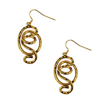 Snake Earring - more colors - As seen on Brandy, Candace Cameron Bure and Chaos Magazine!