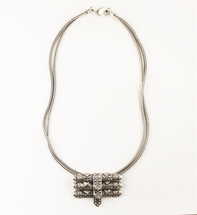Salinda Triple Necklace