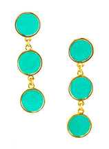 Sydne Triple Earring - more colors - As seen on Keke Palmer and Che'Nelle!
