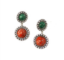 Talasi Jeweled Earring - more colors