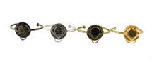 Tehya Chains Cuff - ONE LEFT IN ANTIQUE BRASS