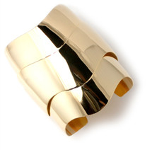 Wave Band Cuff - more colors