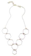 Octagonal Necklace - more colors