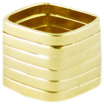 Rigby Solid Ring - More Colors - As seen on the cover of Cosmopolitan for Latinas!