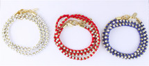 Rosalynn Pearl Wrap Bracelet *Limited Edition* - more colors