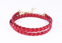 Ruby Wrap Bracelet *Limited Edition*