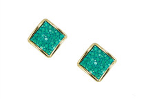 Raya Stud Earring Gold - more colors