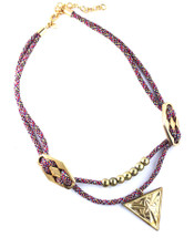 Sanibel Necklace - As seen in Latina Magazine!