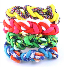 Tulum Knotted Bracelet - More Colors - As seen in Seventeen!