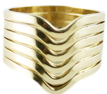 Velma Solid Ring - More Colors