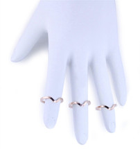 Velma Ring Midi Ring Set of 3 - more colors: Seen on Alyson Stoner!