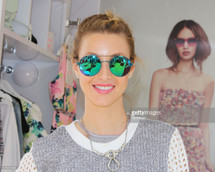 Martingale Necklace -more colors: Seen on Whitney Port & Catherine Giudici Lowe