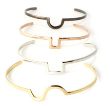 Margot Cuff Set 4 (Four Colors)