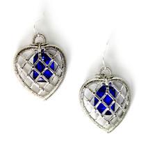 Silver/Sapphire