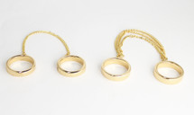 Chained Up Ring Set *Limited Edition*