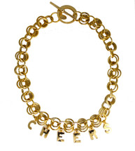 Cheers Necklace *Limited Edition*: Seen in Accessories Magazine!