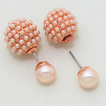 Rose Pearl 360 studs *Limited edition*