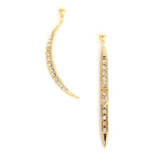 Stargazer Earrings/Ear Jackets -more colors: Seen on Elaine Hendrix!