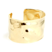 Edge of Nowhere Cuff: Seen in Stylewatch -Antique Silver Only!