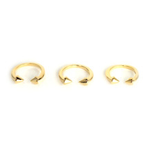 Easy Rider Midi Ring Set -more colors: Seen in Cosmo for Latinas & on Alyson Stoner!