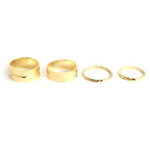Castaway Ring Set -more colors: size 7 only