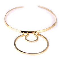 Ellipse Tiered Collar - more colors