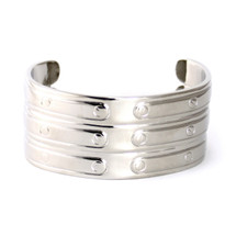 Rivet Triple Cuff - more colors