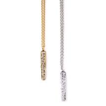 Vertical Line Necklace -more colors
