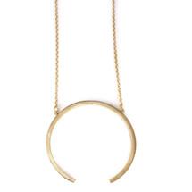 Large Ellipse Necklace -more colors