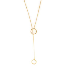 Ara Lariat Necklace -more colors