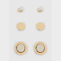 Gramercy Stud Earring Set *Limited Edition*