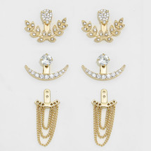 Play By Ear Jacket/Earring Set *Limited Edition*