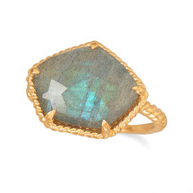 Kismet Ring Gold (sterling)