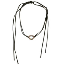 Wild n Free Suede Choker BLACK: Seen on retty Little Liars in Stylewatch & on Fashionlaine!