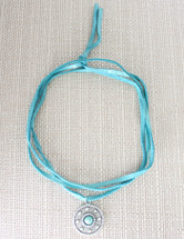 Elaine Choker Turquoise: seen on Miss Zias!