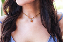 Lindsay Choker: Seen on Glam Latte!