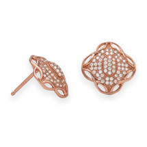 Rosie Stud Earrings (Sterling)