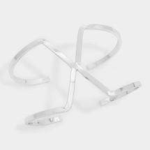 Silver X Cuff *Limited Edition*