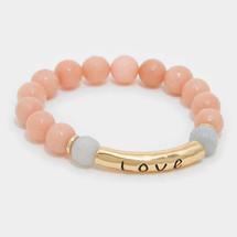 LOVE Beaded Bracelet *Limited Edition*