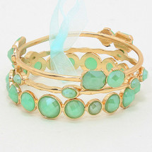Mint Bracelet Stack *Limited Edition* SOLD OUT!