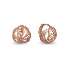 Coming Up Roses Stud Earrings *Sterling Silver*