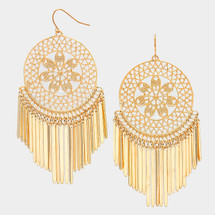 Dreamcatcher Fringe Earrings *Limited Edition*