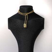 All-In-One Wrap Necklace/Bracelet/Belt
