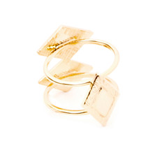 Diamond Sky Ring - Gold
