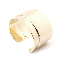 Band It Cuff -Gold