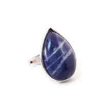 Western Blues Ring - Lapis Stone
