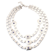 Western Blues Necklace