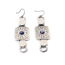 Western Blues Earrings