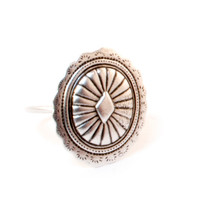 Silver City Ring