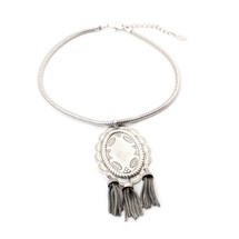 Silver City Necklace